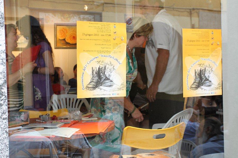 Galleria fotografica – 1° Concorso Letterario Nazionale di Poesia e Narrativa TraccePerLaMeta – Edizione 2012
