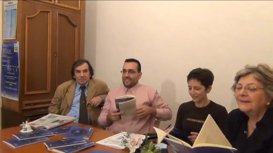 """Video – Presentazione libro: """"Imago"""" di Antonella Troisi"""
