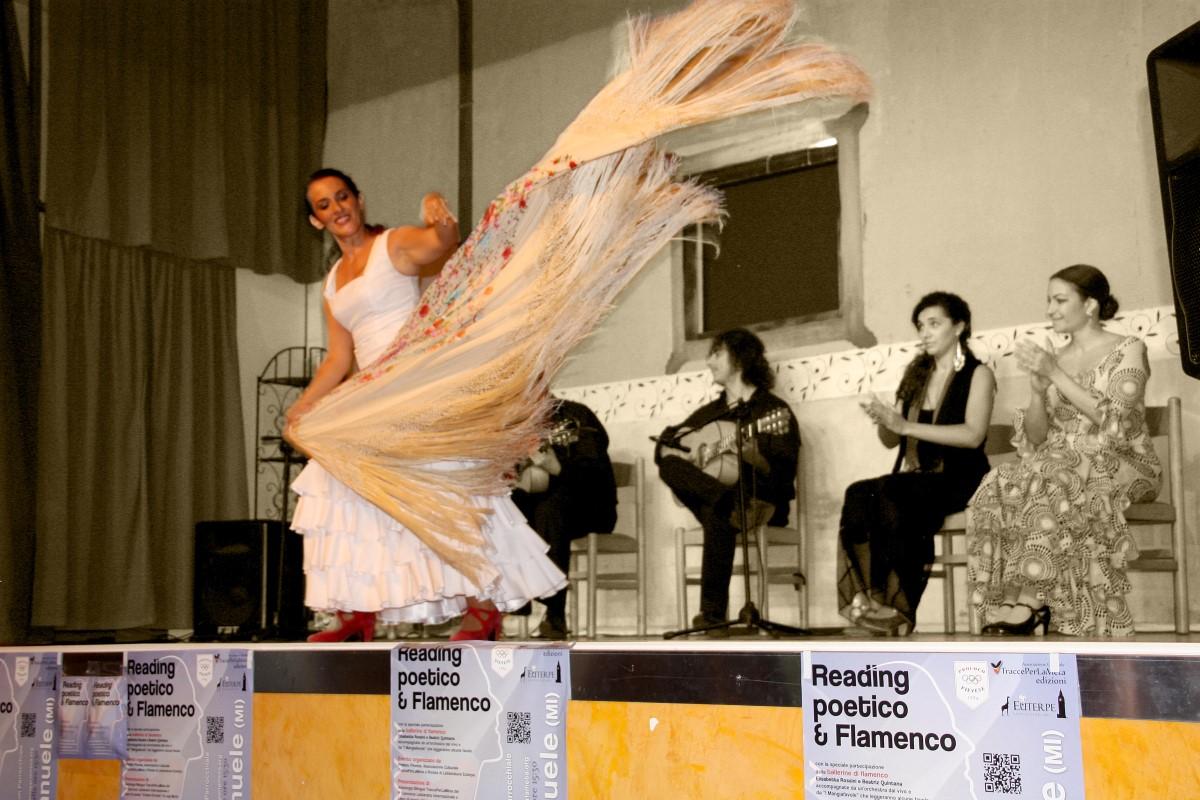 Reading poetico & Flamenco