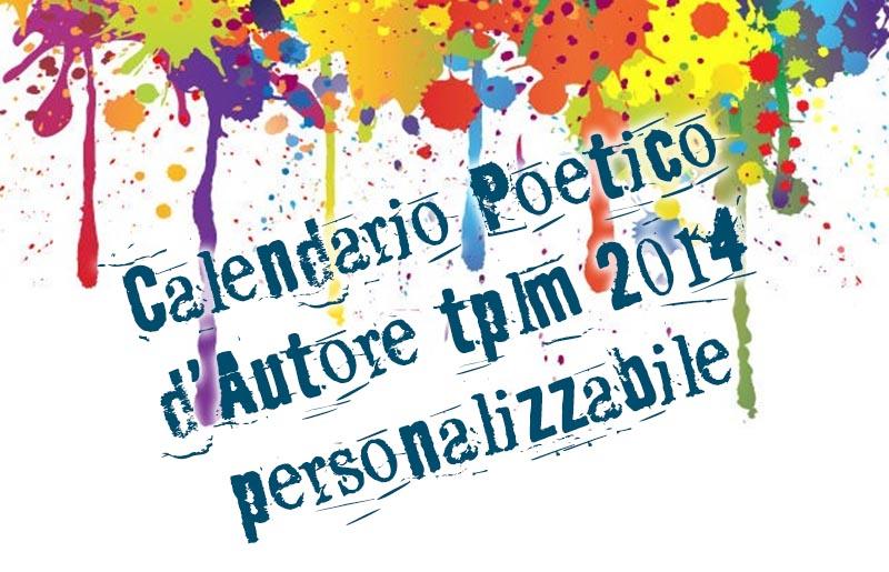 Calendari Poetici d'Autore TPLM 2014