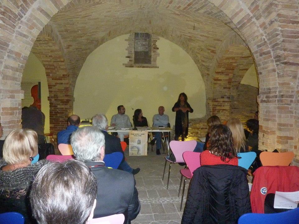 """Le foto – Reading poetico """"Disagio psichico e sociale"""", San Benedetto del Tronto (AP)"""