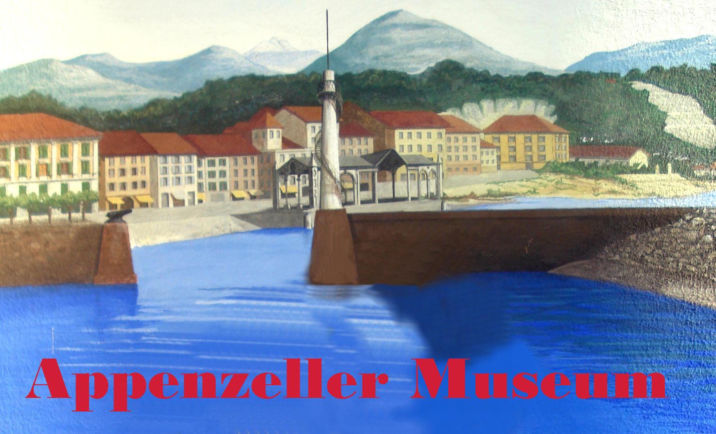 Buon Natale e Felice Anno Nuovo da Appenzeller Museum
