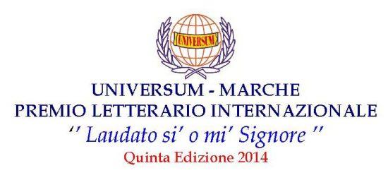 """Scadenza 20.6.2014 – Premio Letterario Internazionale """"Laudato si' o mi' Signore"""""""