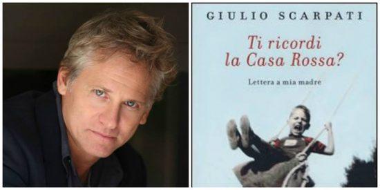 3.5.2014 – Giulio Scarpati presenta il suo libro: Ti ricordi la Casa Rossa? Lettera a mia madre