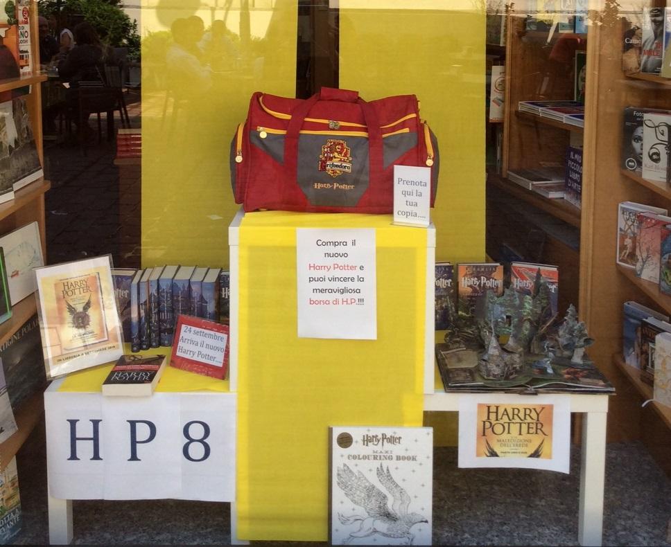 Settembre 2016 – Dalle Olimpiadi a Harry Potter, nuovi appuntamenti targati Bustolibri