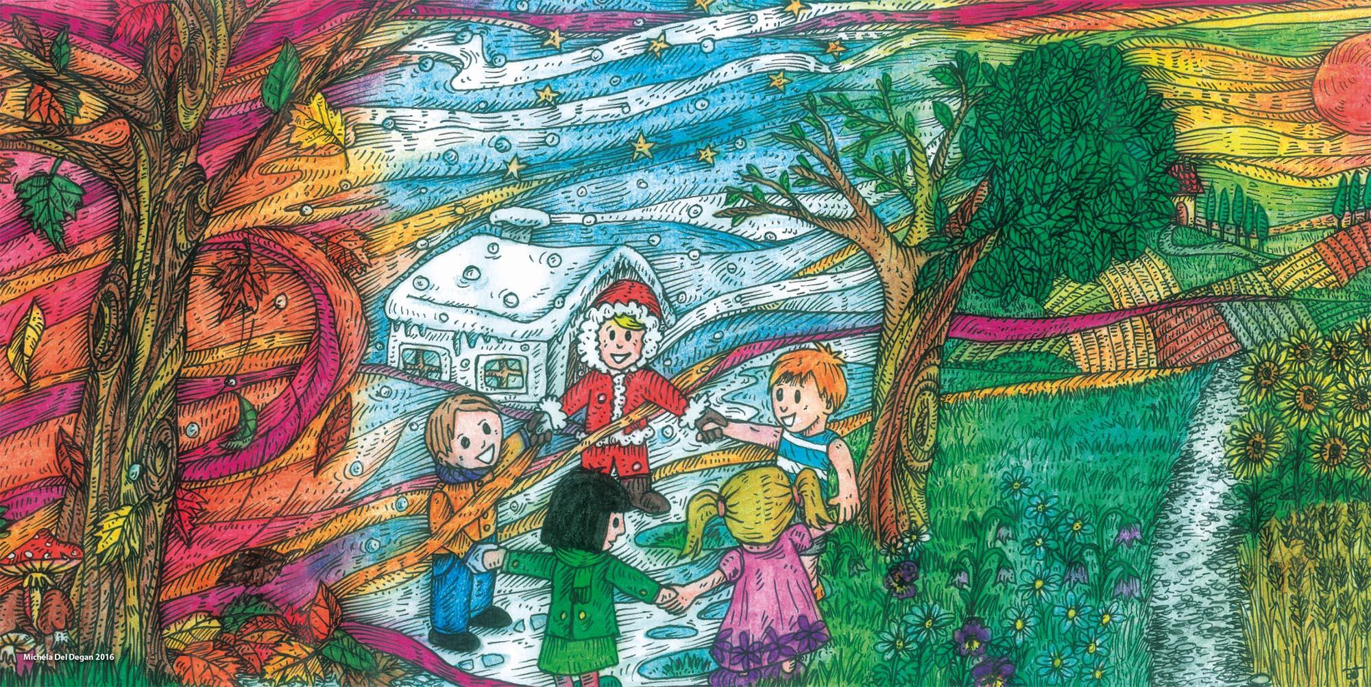 """""""Quando i bambini sognano"""" filastrocche di Giusy Tolomeo, Recensione di Ilaria Celestini"""
