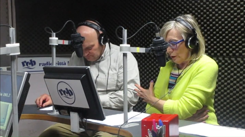 Radio Città Bollate FM 101.700, Carezze di parole con la poetessa Maria Luisa Luraghi
