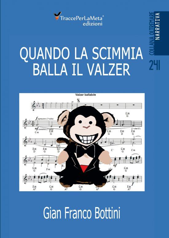 """29.5.2019 – Presentazione del libro """"QUANDO LA SCIMMIA BALLA IL VALZER"""" di Gian Franco Bottini"""