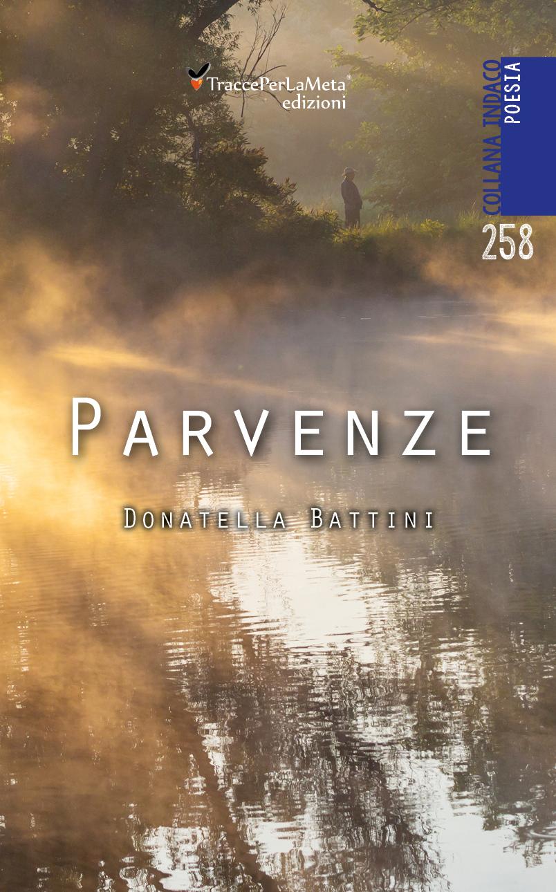 """E' uscito """"Parvenze """" poesie di Donatella Battini"""