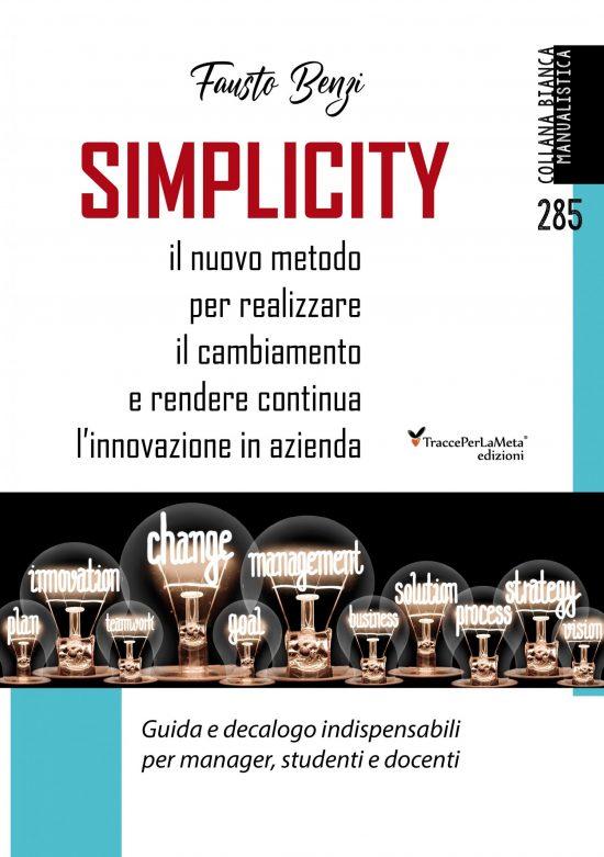 E' uscito il libro di Fausto Benzi –  SIMPLICITY