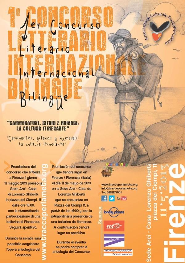 Premiazione 1° Concorso Letterario Internazionale Bilingue 2012