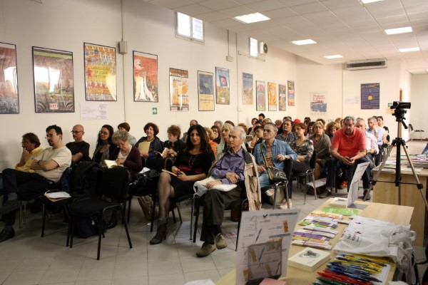 Galleria fotografica Premiazione 1° Concorso Letterario Internazionale Bilingue 2012