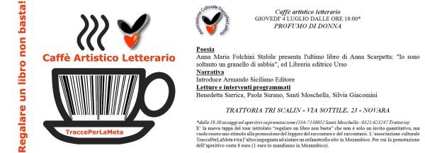 Caffè Artistico Letterario – 4 luglio 2013