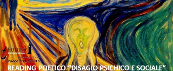 "Scadenza 30.9.2013 – Reading poetico ""Disagio psichico e sociale"""