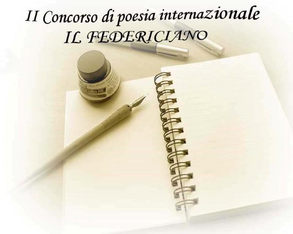 """Scadenza 15.9.2013 – V Concorso Internazionale di Poesia inedita """"Il Federiciano"""""""