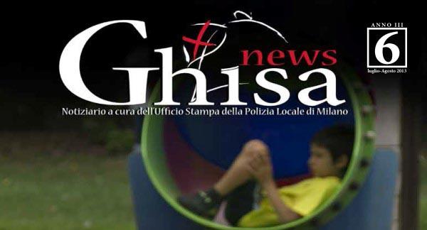 """GhisaNews Anno III, n. 6, pag. 15 – """"Il Grido della Terra"""" libro di Fabio Clerici"""