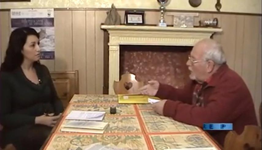 15 ottobre 2013 – Intervista a Luigi Marini ex assessore alla cultura del comune di Pieve E. (MI)