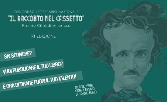 """Scadenza 31.1.2014 – XI Concorso """"Il racconto nel cassetto"""" – Premio Città di Villaricca"""