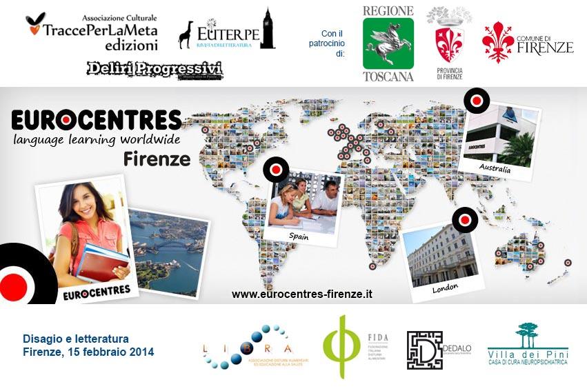 Foto Disagio e letteratura – Eurocentres – Firenze, 15 febbraio 2014