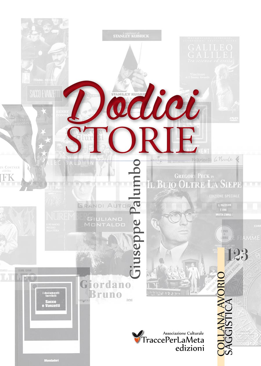 """Giuseppe Palumbo parla di """"Dodici storie"""" nell'omonimo libro"""