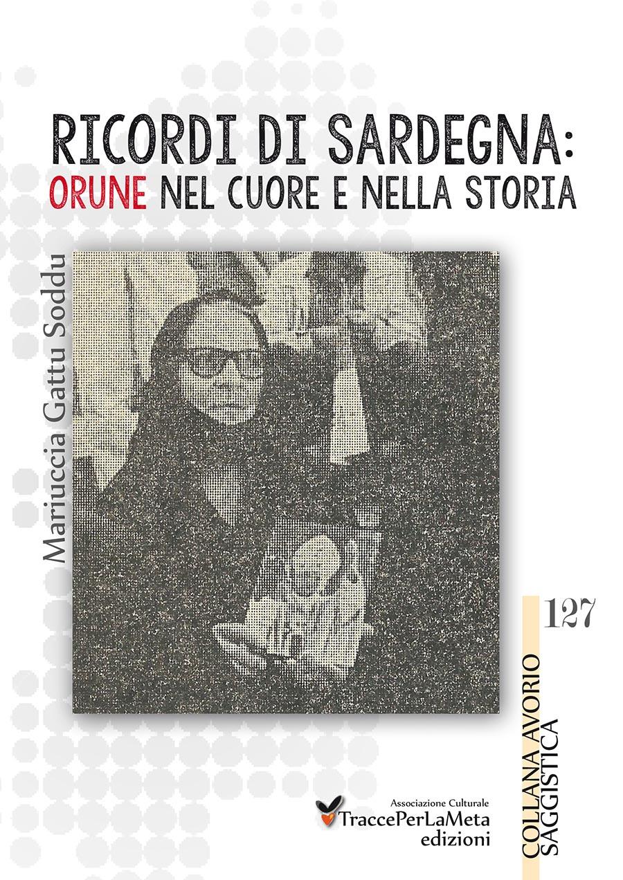 Mariuccia Gattu Soddu, poetessa orunense con un testo-atto d'amore per la sua terra