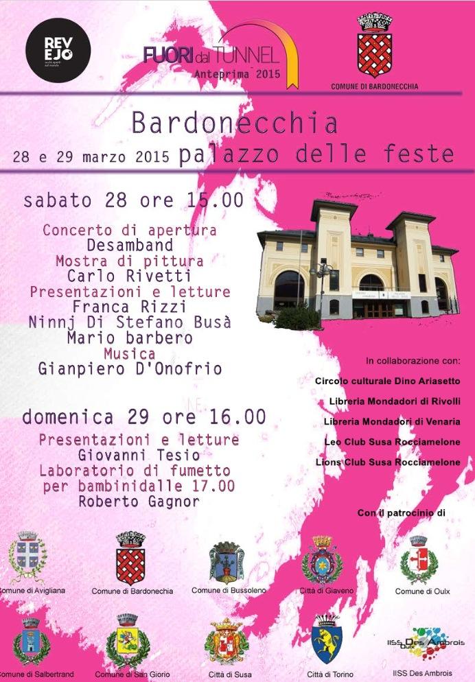 28-29 marzo 2015 – Bardonecchia (TO) – Fuori dal Tunnel