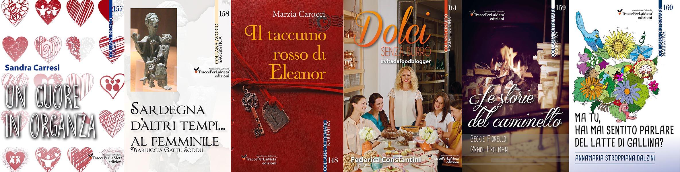 Libri in uscita a novembre 2015 di TraccePerLaMeta Edizioni