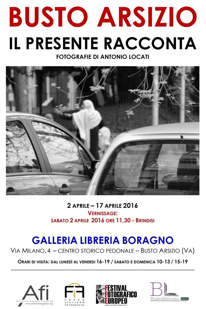 Aprile 2016 – Eventi in Galleria Boragno