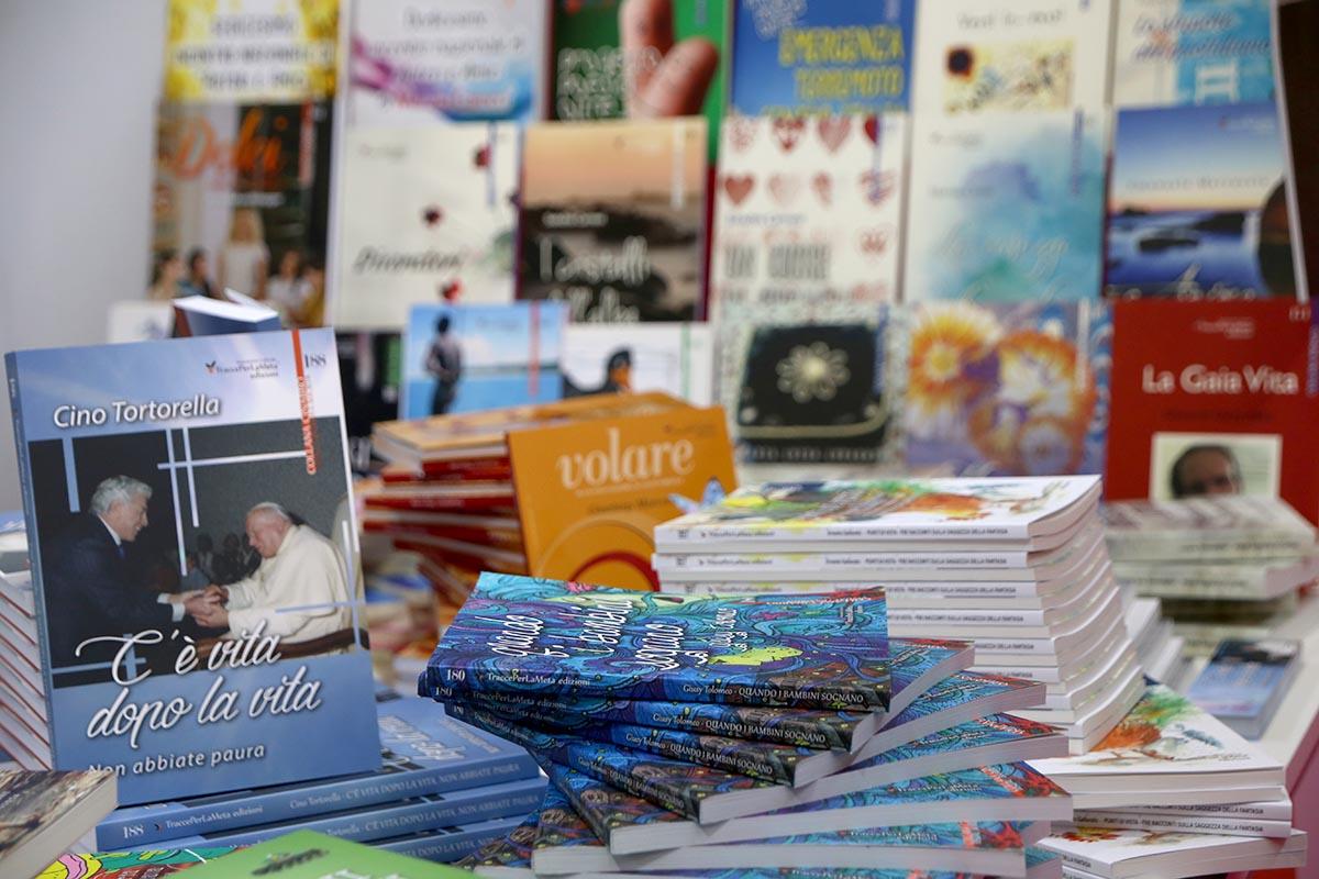 TraccePerLaMeta Edizioni al 30° Salone Internazionale del Libro di Torino – Diretta Streaming