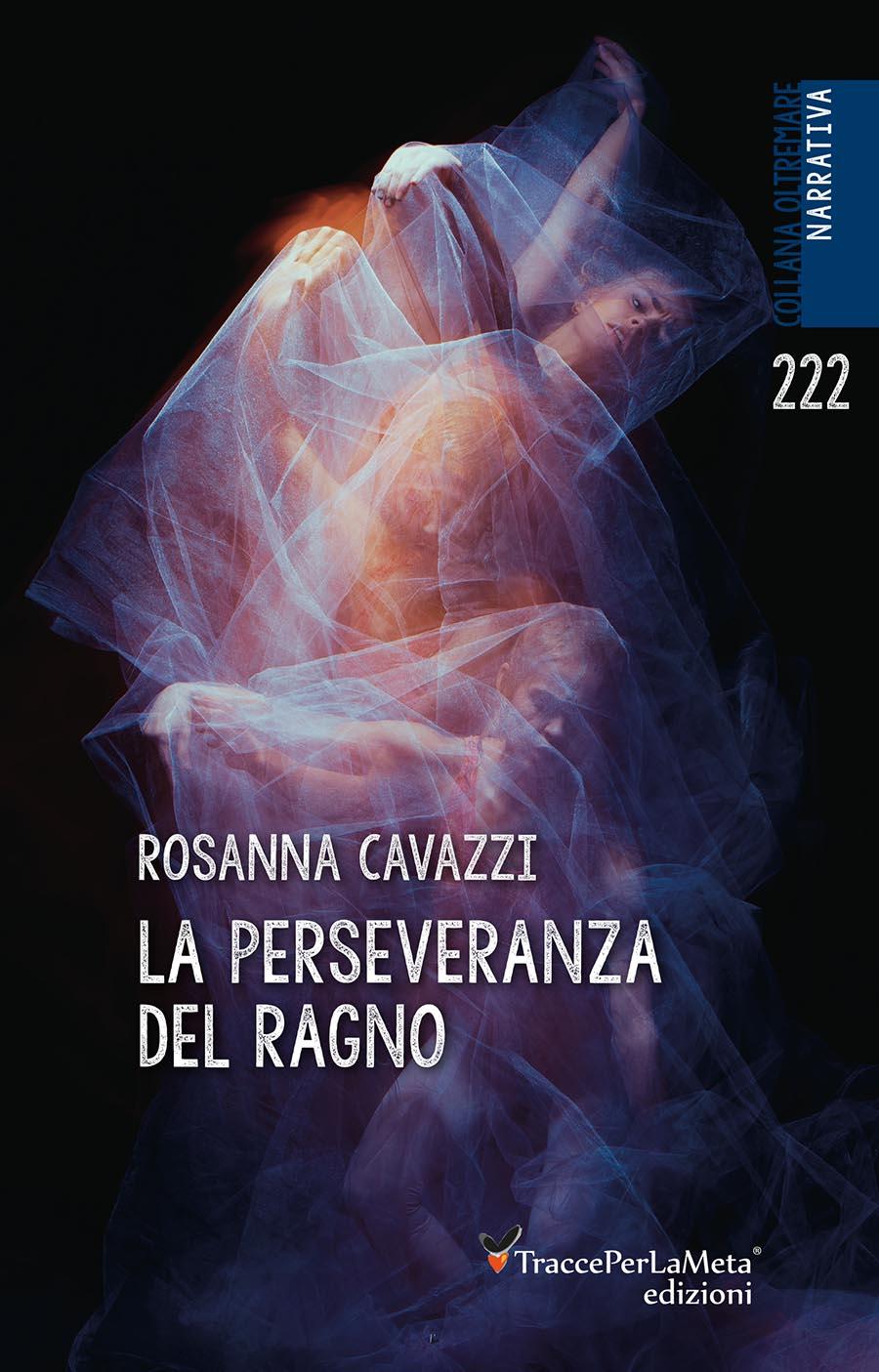 """Un omicidio atroce e una vicenda intricata e avvincente con due finali; esce """"La perseveranza del ragno"""" di Rosanna Cavazzi"""