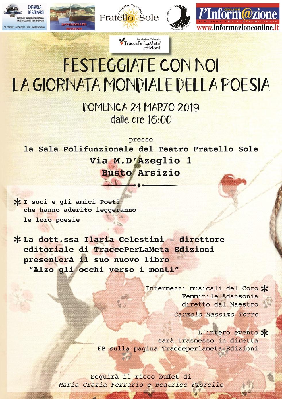 24.3.2019 – Giornata Mondiale della Poesia (video)